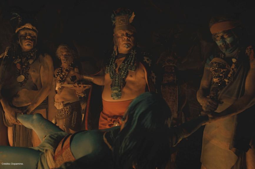 Moctezuma episodio cinco hernán