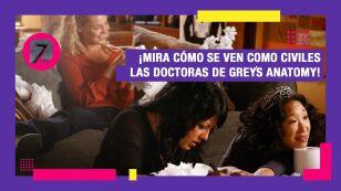 Doctoras greys anatomy