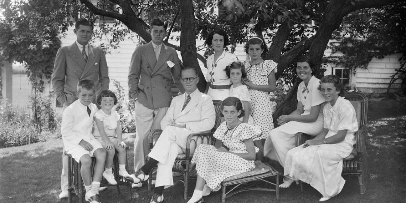 familia Kennedy maldicion