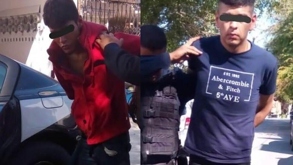 detenidos Monterrey