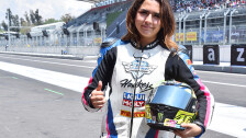 Astrid Madrigal competidora Mexicana.