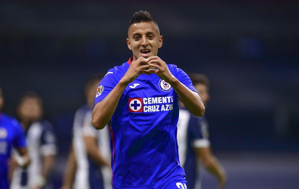 Cruz Azul derrota a Rayados con gol del 'Piojo' Alvarado