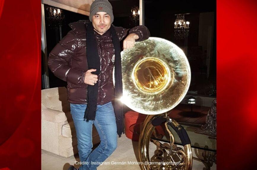 Germán nació el 21 de mayo en los Mochis, Sinaloa.