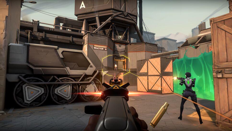 El Shooter táctico Valorant