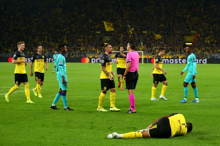 Borussia Dortmund v FC Barcelona: Group F - UEFA Champions League