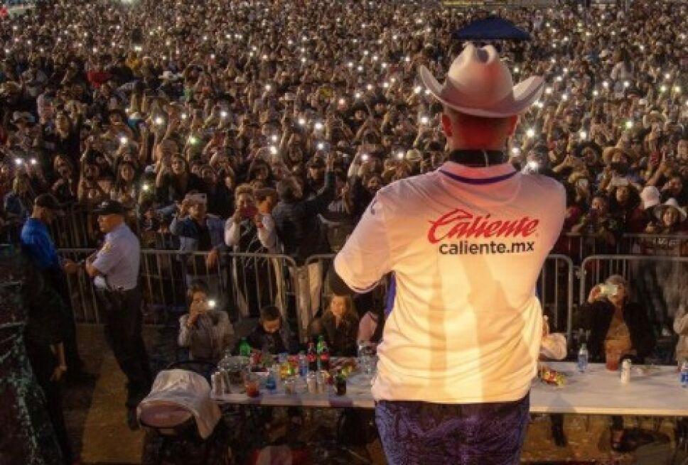 Grupo Firme dará concierto al Cruz Azul