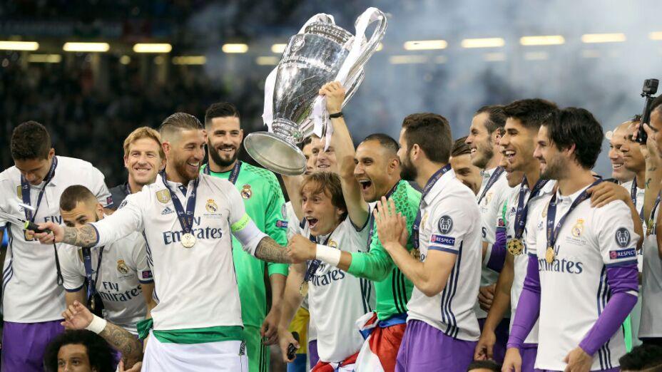 Hace 3 años, el Real Madrid consiguió su duodécima UEFA Champions League