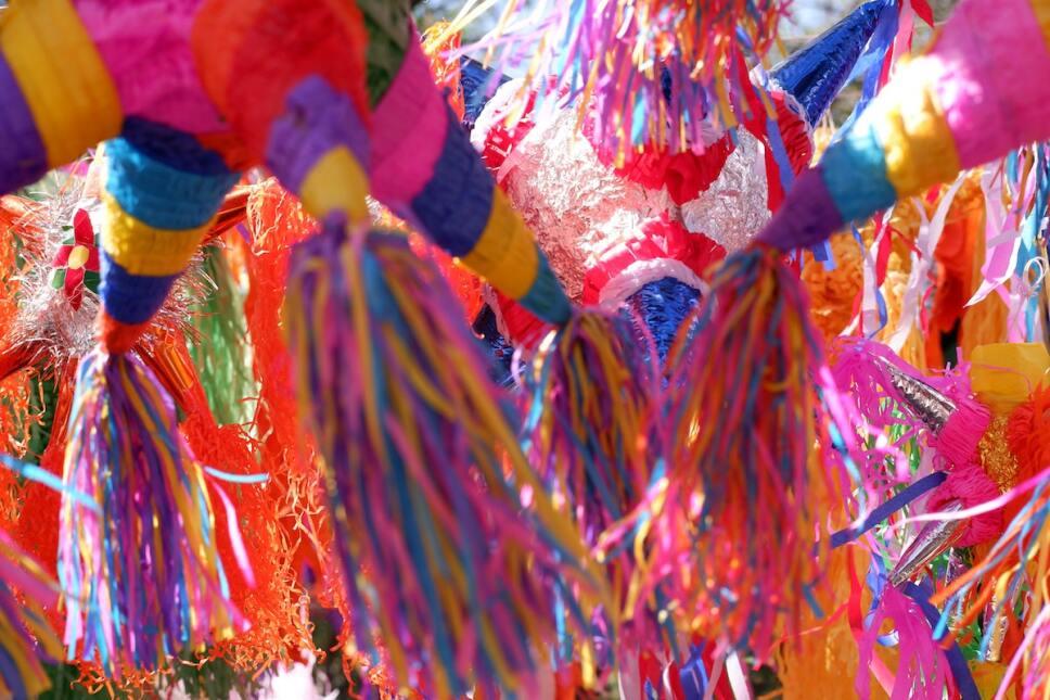 origen de las piñatas