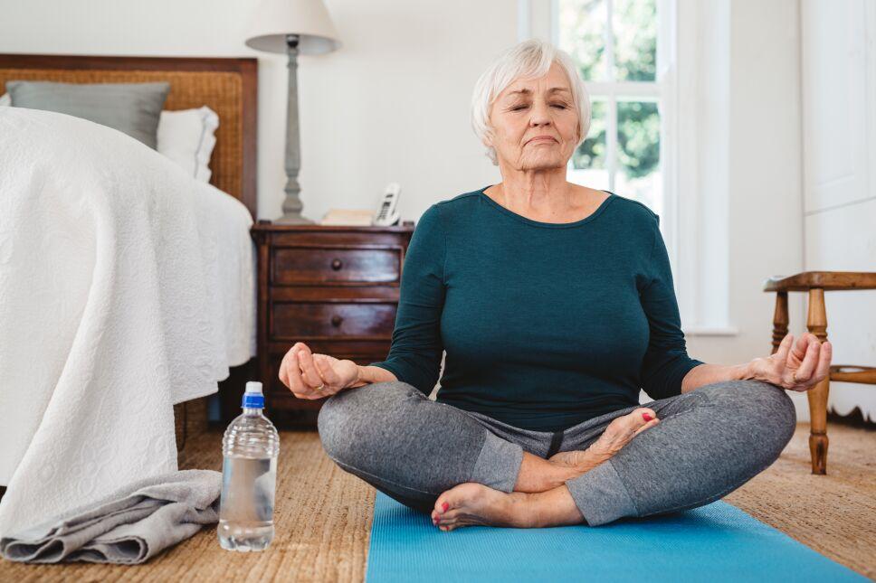 Yoga 100 años