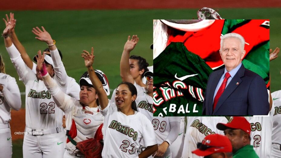 Selección Mexicana de Softbol Carlos Padilla