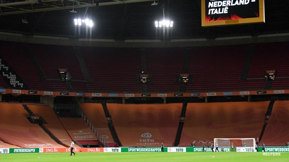 Johan Cruyff Arena donde jugará Holanda vs México