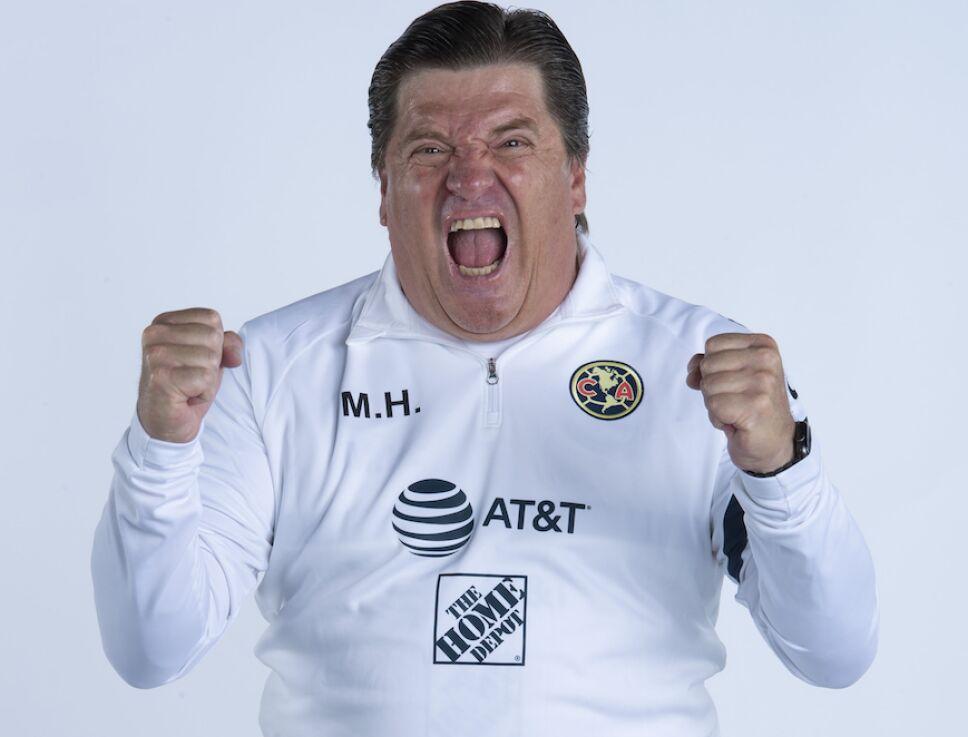Miguel Herrera entrenador América