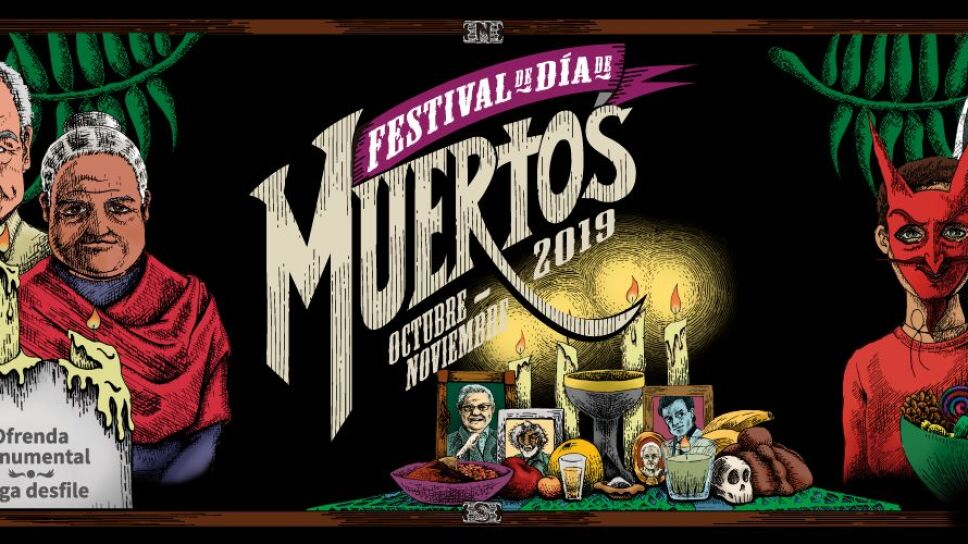 festival dia de muertos cdmx