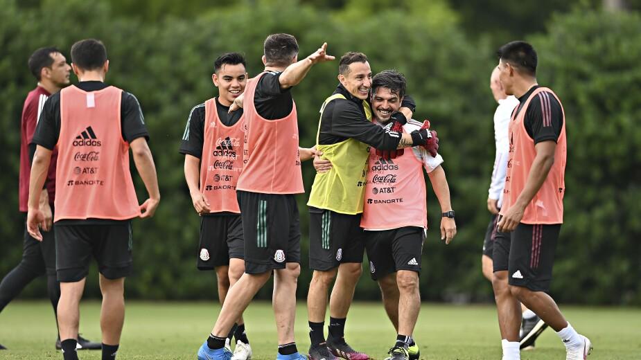 Selección Mexicana vs Islandia partido amistoso