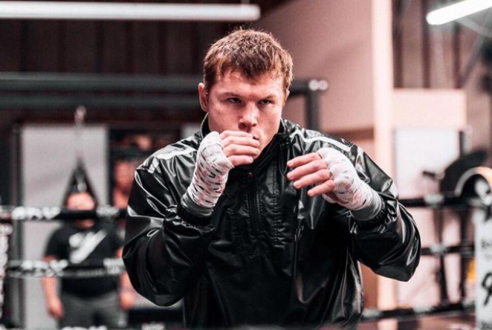 Canelo Álvarez boxeador mexicano