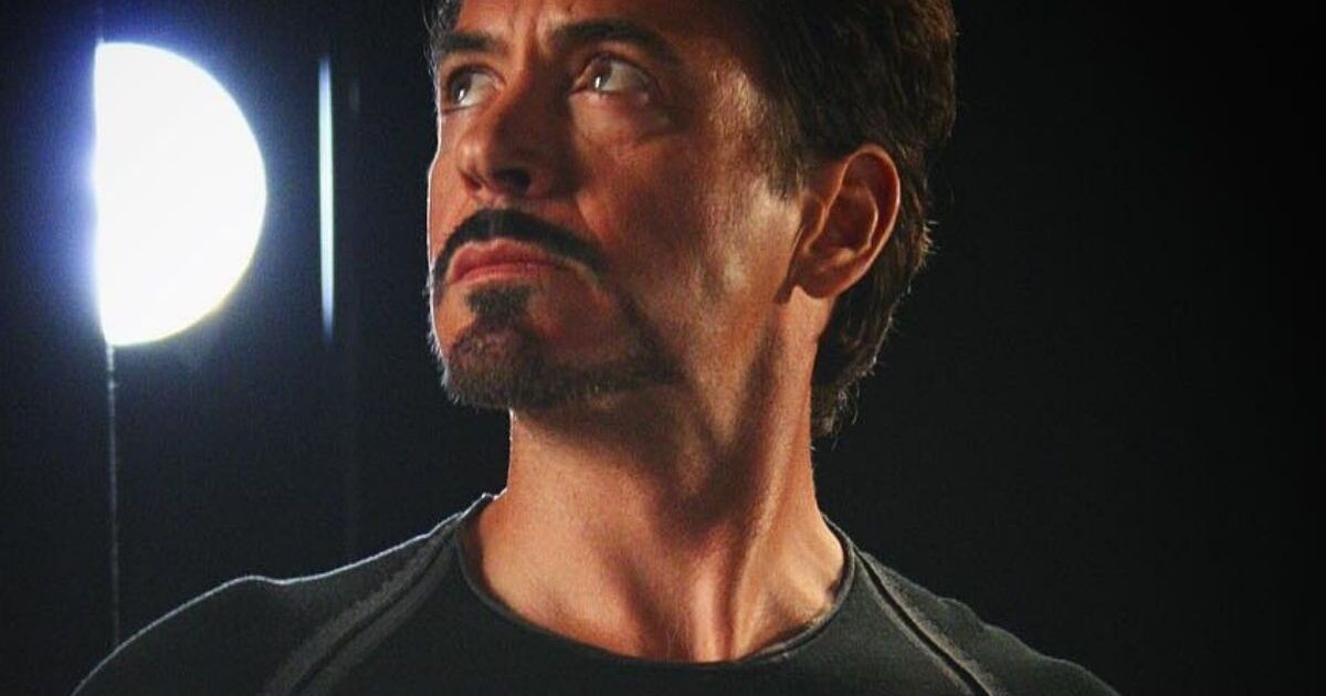 Robert Downey Jr.'s replacement is ready
