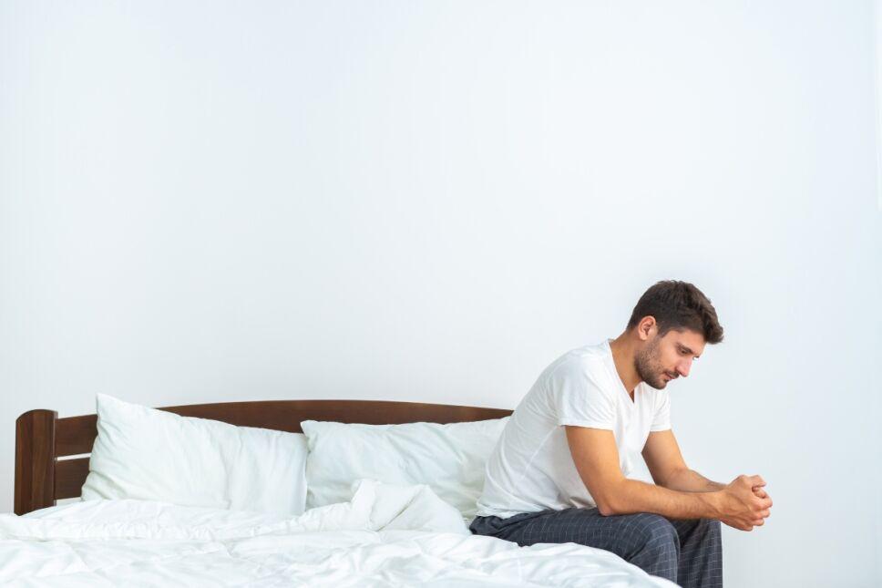 ¿Enfermar por covid-19 podría ser causa de disfunción eréctil en hombres?