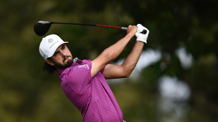 Abraham Ancer ocupa la segunda posición del Masters Tournament