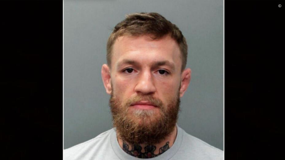 Conor McGregor   detenido
