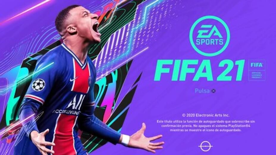 FIFA 21 es lanzado oficialmente