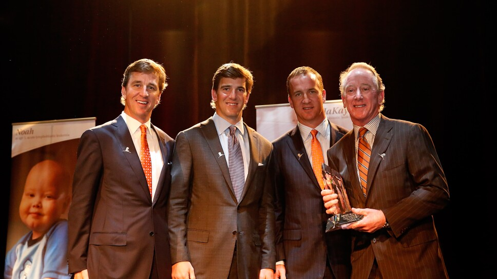 2013 Legends For Charity Dinner Honoring Archie Manning