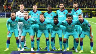 El barcelona es el gran favorito en Champions.