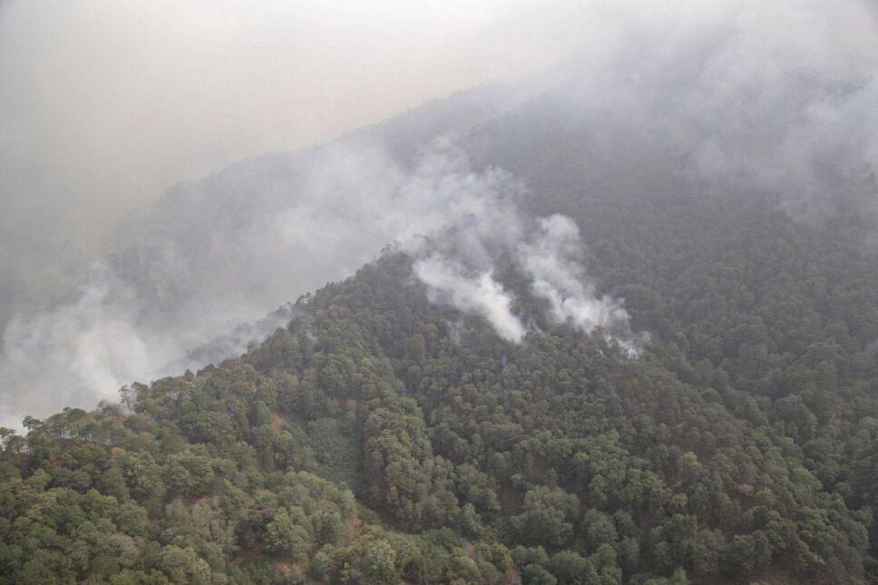 Incendios en Hidalgo se combaten por aire y tierra.jfif