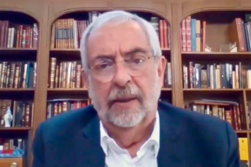 Rector Enrique Graue