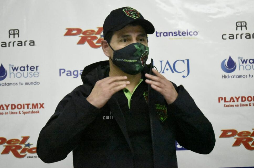 Alfonso Sosa, nuevo entrenador de Bravos de Juárez