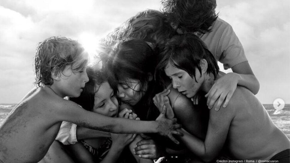 Camino a Roma es un documental que expone el proceso creativo de la película de Alfonso Cuarón.