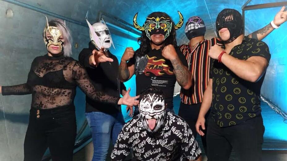 Los Vipers Lucha Libre AAA