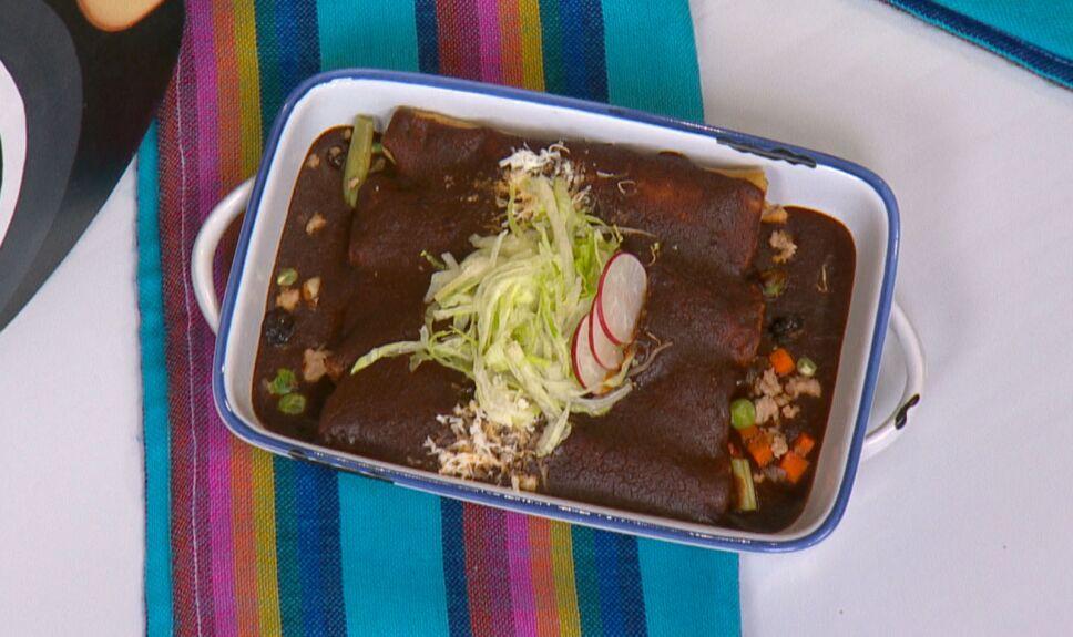 Enchiladas colimenses VLA 13 nov 17