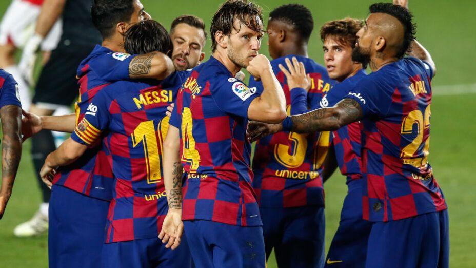 Barcelona Ivan Rakitic