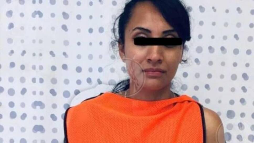 """Juana María """"N"""", de 24 años, mató a su esposo que la violentaba constantemente en Ciudad Juárez, Chihuahua."""