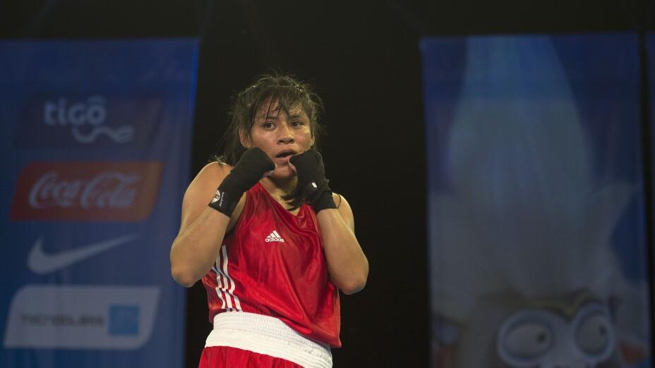 Esmeralda Falcón boxeadores mexicanos