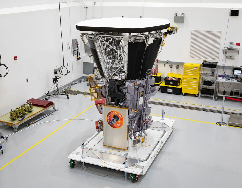 Lanzan con éxito sonda Parker con destino al Sol