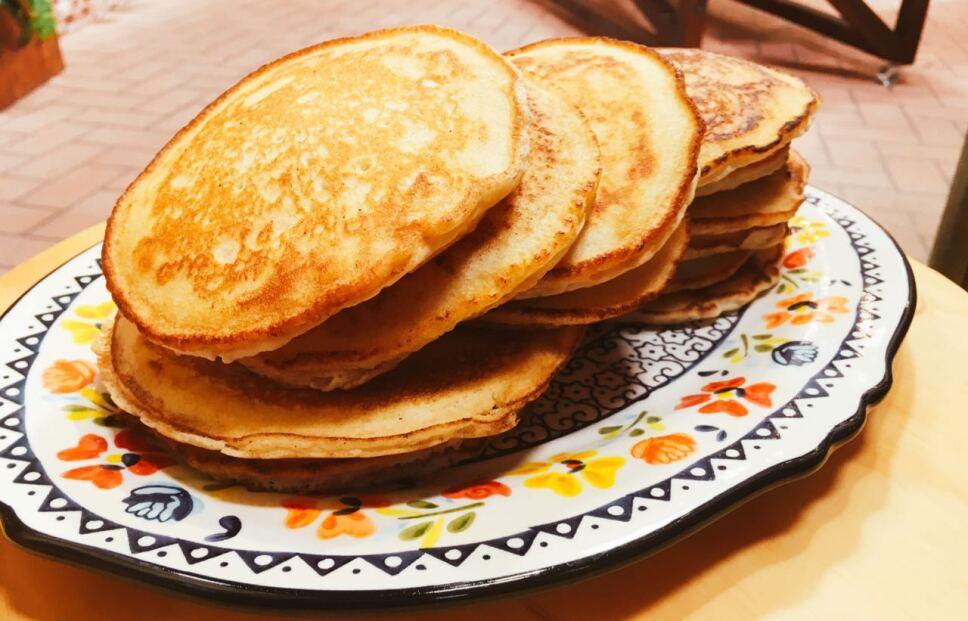 hotcakes, cocineros mexicanos