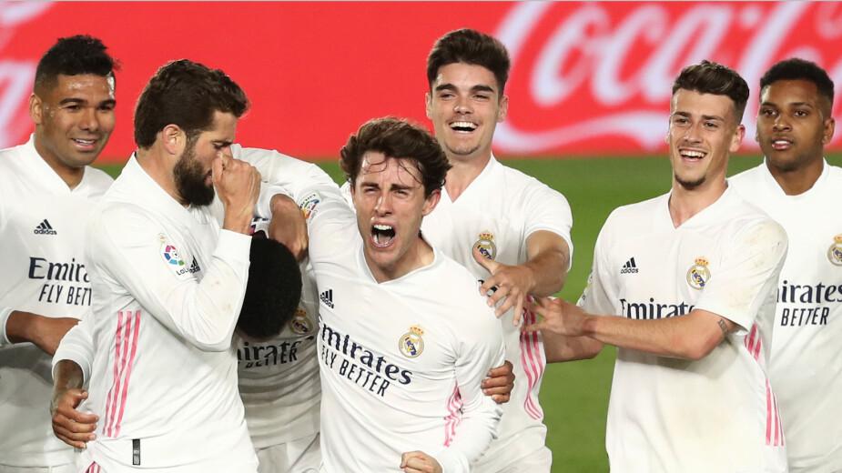 Athletic vs Real Madrid en vivo