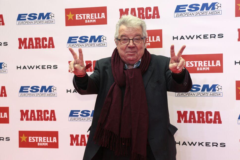 'Bota de Oro' Awards in Barcelona