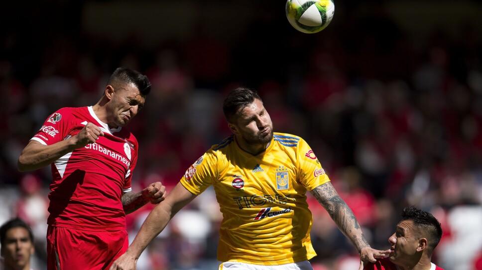Tigres VS Toluca