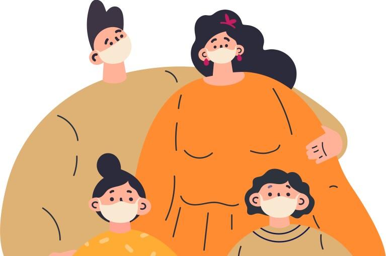 Empatia y solidaridad familiar para erradicar la violencia hacia mujeres y niñas