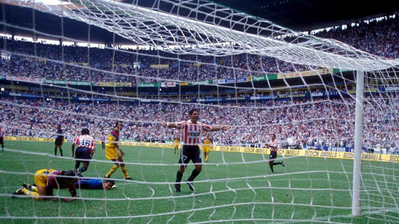 Chivas 5-0 América, Invierno 1996. La mayor goleada rojiblanca a las Águilas en la historia del torneos cortos.
