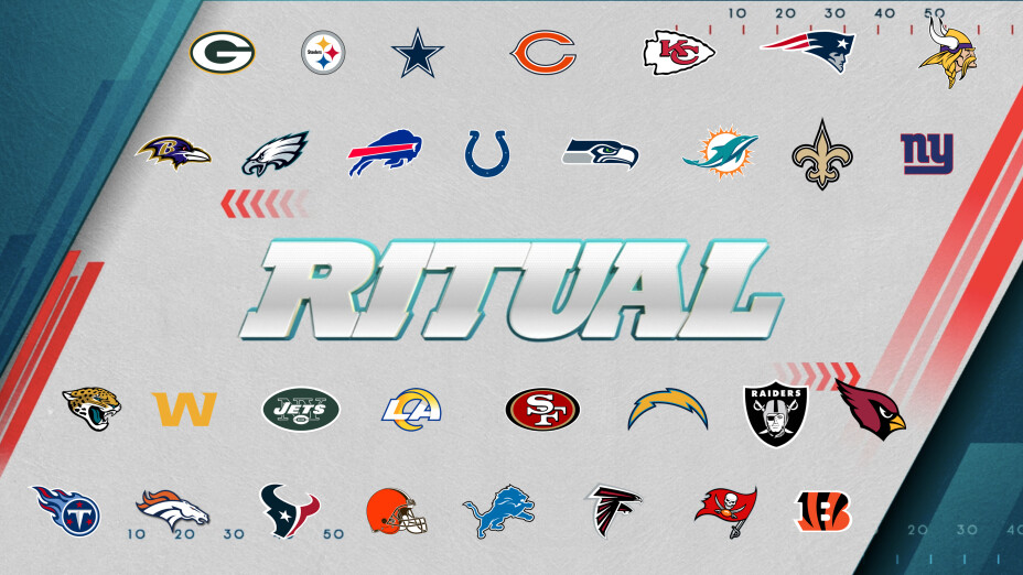 Ritual NFL, Cobertura en vivo