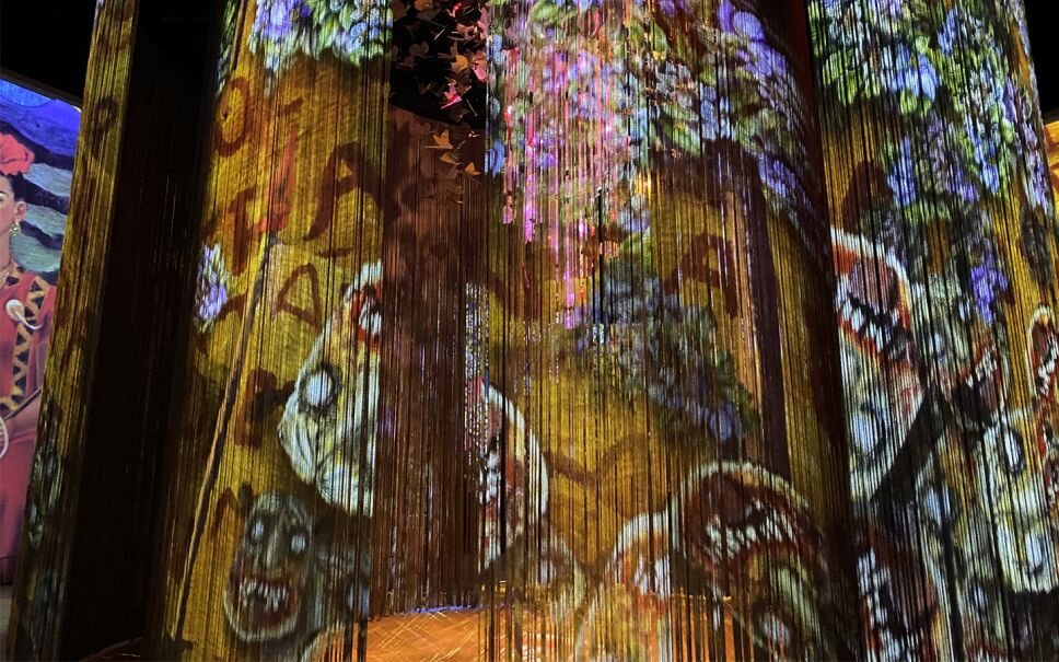 Frida virtual exposicion