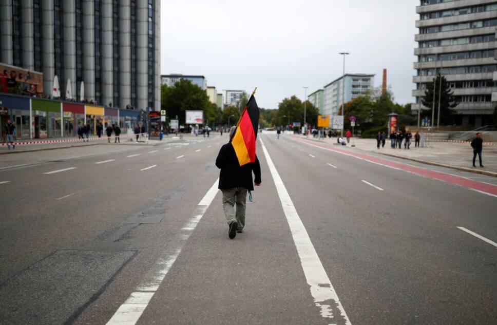 Chemnitz protestas ultraderecha