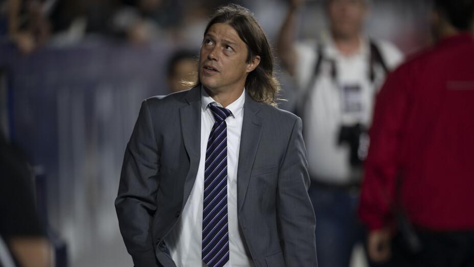 Matías Almeyda dejaría la MLS por la Selección de Ecuador
