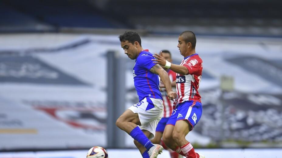 Atlético San Luis vs Cruz Azul
