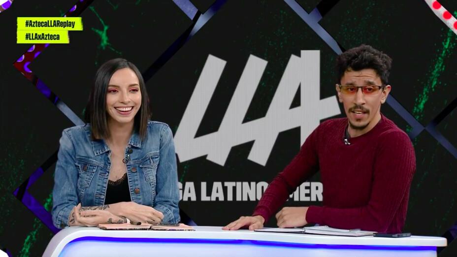 #AztecaLLAReplay 1
