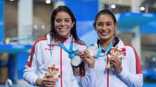 Gabriela Agundez y Alejandra Orozco