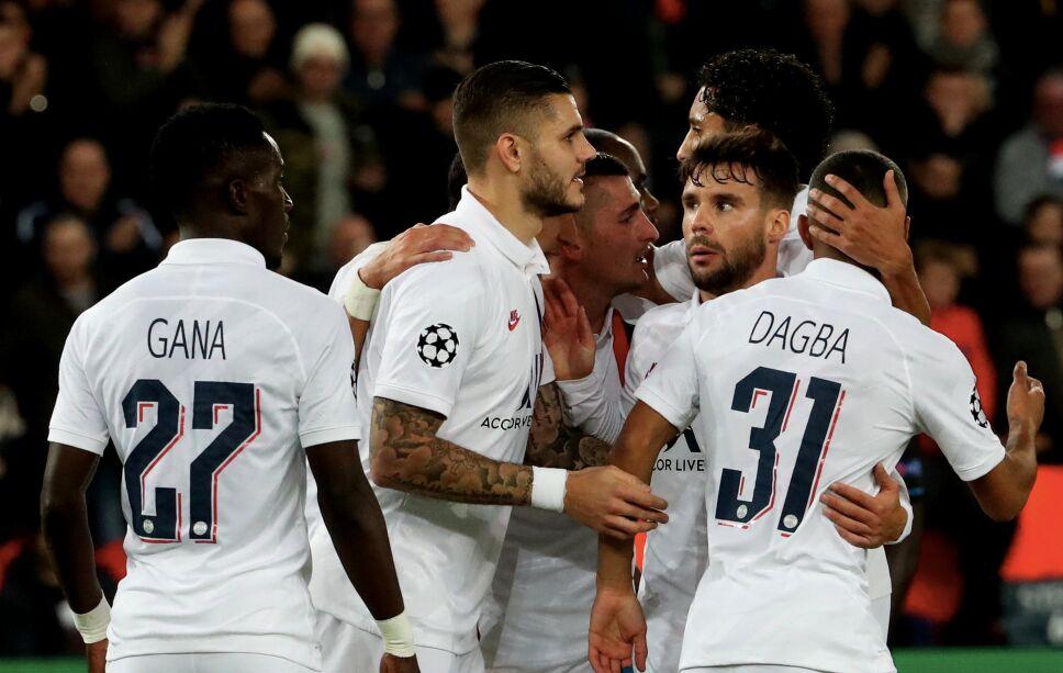 Paris Saint-Germain v Club Brugge KV: Group A - UEFA Champions League